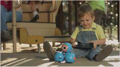 Robots que enseñan a los niños a programar