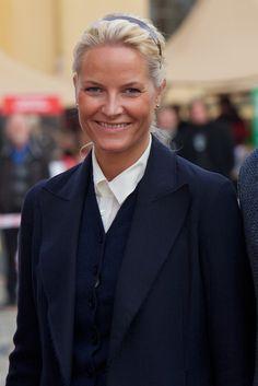 Princess Mette-Marit - Commemoration of 150th Anniversary of the Birth of Fridtjof Nansen