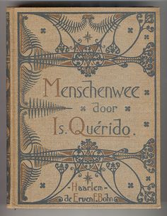 Cover design: W.K. Rees (?), 1903
