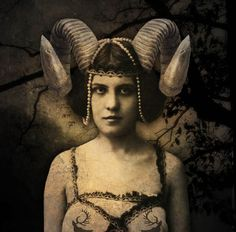 'Pon a hill a green bird sat Her owlets in a green felt hat Her fortune was a wish. The Devil Inside, Darkness Falls, Wave Art, Vintage Witch, Queen, Archetypes, Fantasy Art, Fairy Tales, Blessed