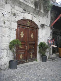 Istanbul off the Arasta Bazaar