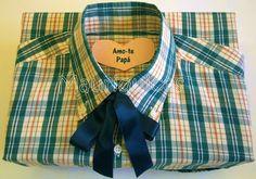 Mauriquices: Papá abre a camisa!