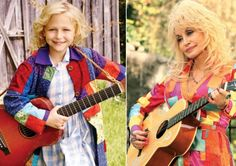 """There's more to Dolly Parton than the brash persona and impressive wig collection. Before she became a megastar, Parton, star of such films as to and """"Steel Magnolias,"""" wrote simply of her im. Dolly Parton, Christmas Of Many Colors, Coat Of Many Colors, Steel Magnolias, Country Songs, Celebs, Celebrities, Justin Bieber, Movies And Tv Shows"""