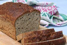 bakbananenmeel | brood recept van weltevreten - Femke's Foodies - glutenvrij, lactosevrij