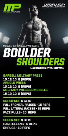 Boulder Shoulders