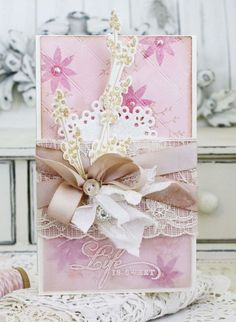 Runway Inspired Challenge: Life Is Sweet Card by Melissa Phillips for Papertrey Ink (August 2015)