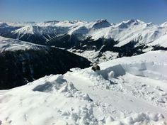 Davos i Graubünden