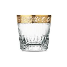 Saint-Louis Crystal Thistle Old Fashion tumbler (566,500 KRW) ❤ liked on Polyvore featuring home, kitchen & dining, drinkware, old fashioned tumbler and polishing tumbler