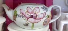 Pintura en porcelana.  Prof. Barby Schnabel  barbycountry@hotmail.com