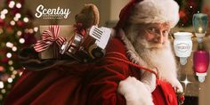 Scentsy Santa and Nightlight Cover #scentsbykris