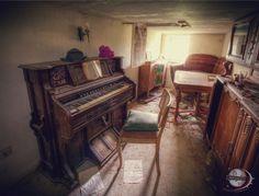 Maison Hommel - https://gingerfishpics.wordpress.com/2016/05/29/maison-hommel/ #urbex #abandoned #abandonedplace #lostplace #luxembourg #maisonhommel