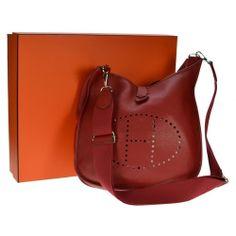 colors of hermes evelyne bag