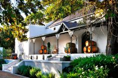 Richard Branson's new wine lodge hotel in Franschhoek, Western Cape, South Africa, set to open in August 2014 | Read the full story at cntraveller.com- just up the street from La Clé des Montagnes- 4 luxurious villas set on a working wine farm