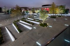 Michel Desvignes - Dallas Center for the Performing Arts Foundation - Lighting is pehnomenal