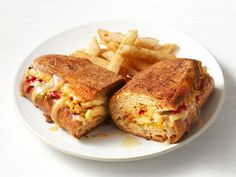 Tofu Cuban Sandwiches With Jicama Sticks recipe from Food Network Kitchen via Food Network