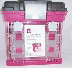 Adjustable Organizer Travel Storage Case - Fits Rainbow Loom, Bands, & Weave Kit