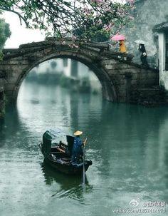 Jiangnan of China.  V