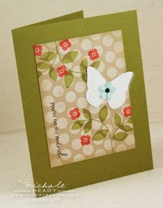 PaperTrey Ink card -- love every detail