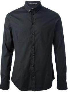 Frankie Morello buttoned shirt on shopstyle.com