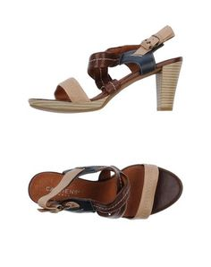 I found this great CARMENS Sandals on yoox.com. Click on the image above to get a coupon code for Free Standard Shipping on your next order. #yoox