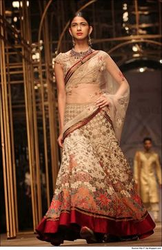 lehenga from Tarun Tahiliani bridal collection  #TarunTahilianiBridalCollection #BridalCollection