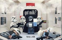 LEGO Got Milk Picture by 장군운전병의 포토갤러리