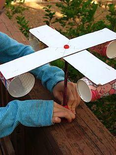 Great project for kids when covering weather.