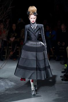 Cool Chic Style Fashion: RUNWAY | Thom Browne Fall / Winter 2013