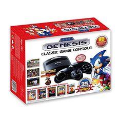 Sega Genesis Classic Game Console 2016