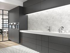 Hexagon Verona Grey Marble Effect 139 x Grey Wall Tiles, Kitchen Wall Tiles, Ceramic Wall Tiles, Wall And Floor Tiles, White Tiles, Hex Tile, Brick Effect Tiles, Brick Tiles, Marble Effect