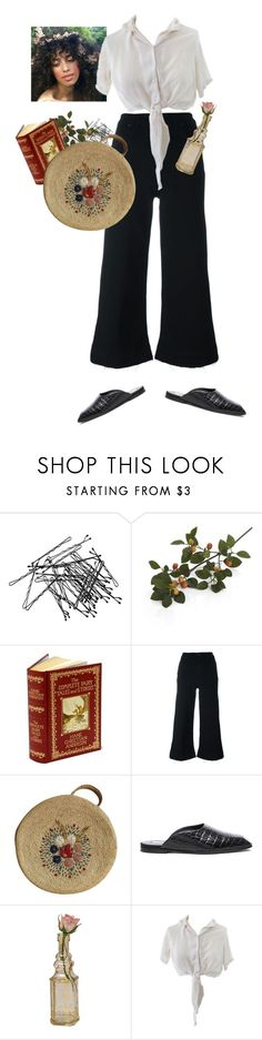 """""""l'infini"""" by writeyourmagicspells ❤ liked on Polyvore featuring H&M, Crate and Barrel, 7 For All Mankind, STELLA McCARTNEY and Cultural Intrigue"""