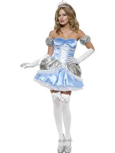 Fever Boutique Fairy Tale Princess Costume at funnfrolic.co.uk - £26.09