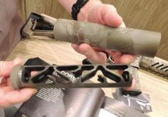 Ahh, maybe one day on the 300 blackout. Gemtech GMT-300 Supersonic Suppressor