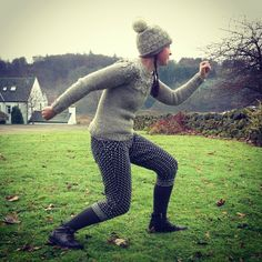 Swants - or should I say SWEEKS (sweater-breeks) are complete #swants
