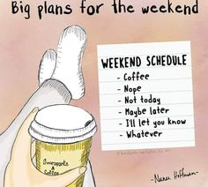 Good morning and Happy Saturday 🙋♀️☕ Weekend is off to a beautiful start 😎 Hope ya'll have a great weekend 😁❤ Saturday Morning Quotes, Saturday Coffee, Weekend Quotes, Its Friday Quotes, Good Morning Quotes, Friday Coffee Quotes, Morning Memes, Lazy Saturday, Morning Food