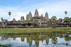 Cambodge, Angkor ♥