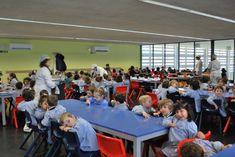 Resultado de imagen de comedores escolares decoracion | COMEDOR ...
