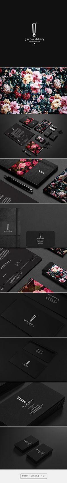 Garderobbery Branding by Pavel llyuk on Behance | Fivestar Branding – Design and Branding Agency & Inspiration Gallery