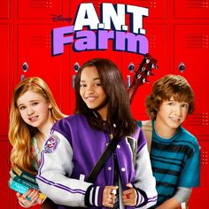 A.N.T. Farm- Disney Channel