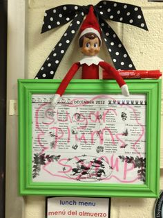1000 Images About Elf On A Shelf On Pinterest Elf On