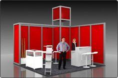 Mobiler Messestand modular ab 2.500 Euro