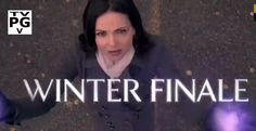 Once Upon a Time Winter Finale #wickediscoming