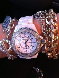ɛʂɬཞɛƖƖą Bracelet Watch Chanel J12 Coco