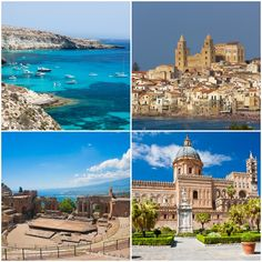 Sicily, the largest island in the Mediterranean, truly has it all:  This gallery may also be of help when planning your Sicily trip as the destinations featured below should not be missed!