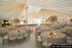 Westchester Country Club Tent Wedding: Rye, NY | Peter Oberc Photography LLC