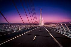 Viaduc de Millau by Claude Millau, 500px