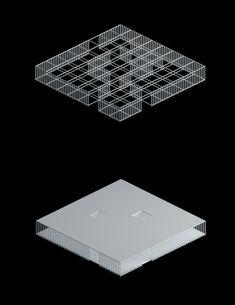 PABELLÓN 2 (ref. code) . 0711-gra-zal.cl-2010 (architect) . felipe grallert (location) . valdivia, región de los ríos, chile (client) . privado (status) . architecture / project (data) . project 2010 (scale) . 200 m2 / small