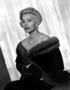 "Zsa Zsa Gabor ""The Man Who Wouldn't Talk"""