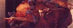 Pinturas de Manuel Nuñez! | Artes & Humor de Mulher
