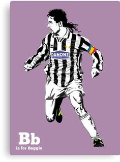 Roberto Baggio of Juventus & Italy wallpaper. Soccer Art, Soccer Poster, Football Soccer, Superstar Football, Soccer Jerseys, College Basketball, Roberto Baggio, Virgil Van Dijk, Soccer Skills